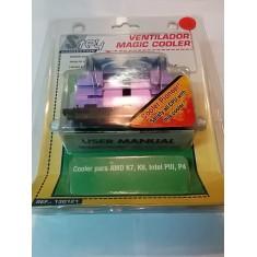 130121. Ventilador Magic Cooler PIV(SOCKET 478). PIII(socket 370). AMD K6(socket